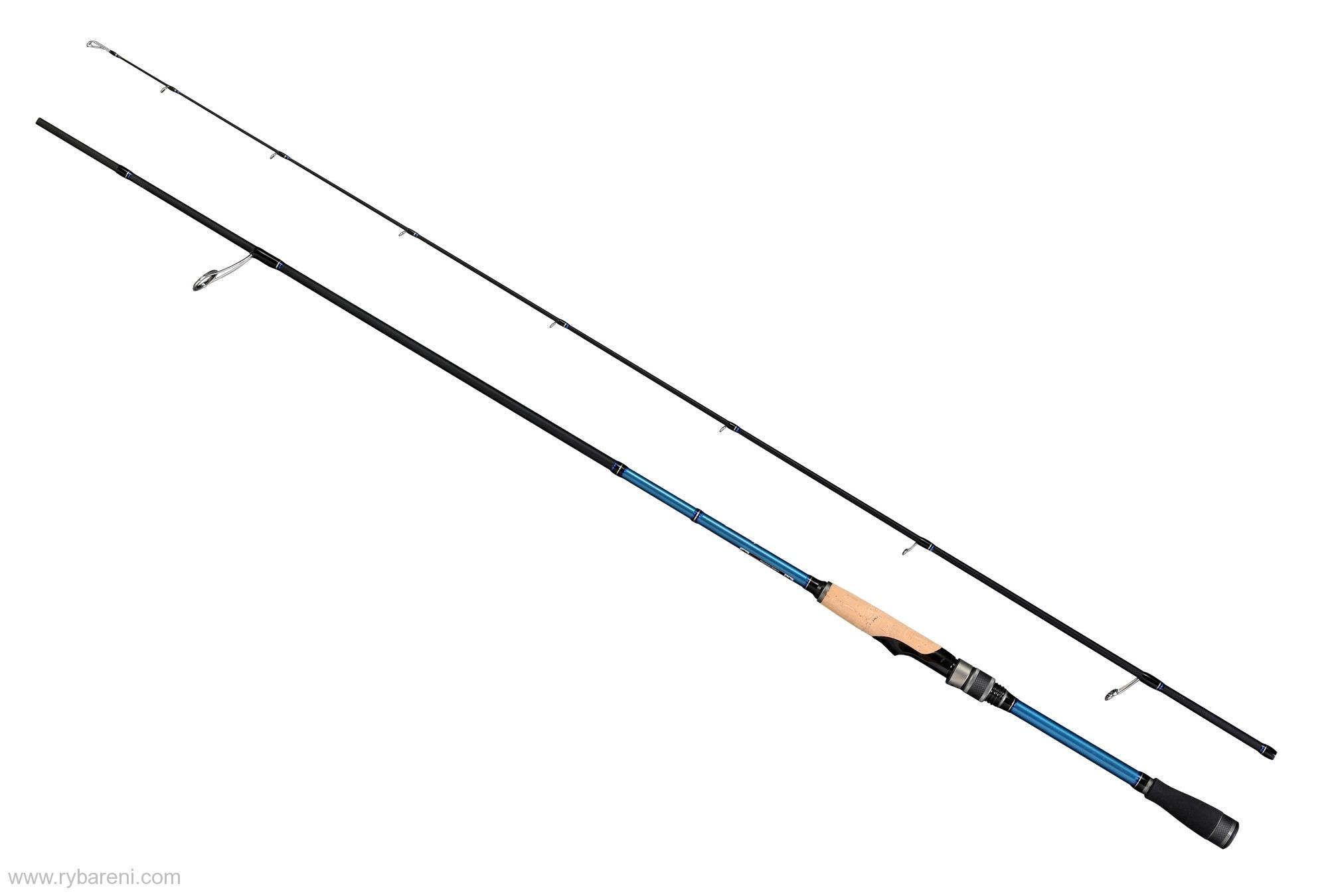 Prut Deluxe Spin 8ft (2,43m), 7-25g