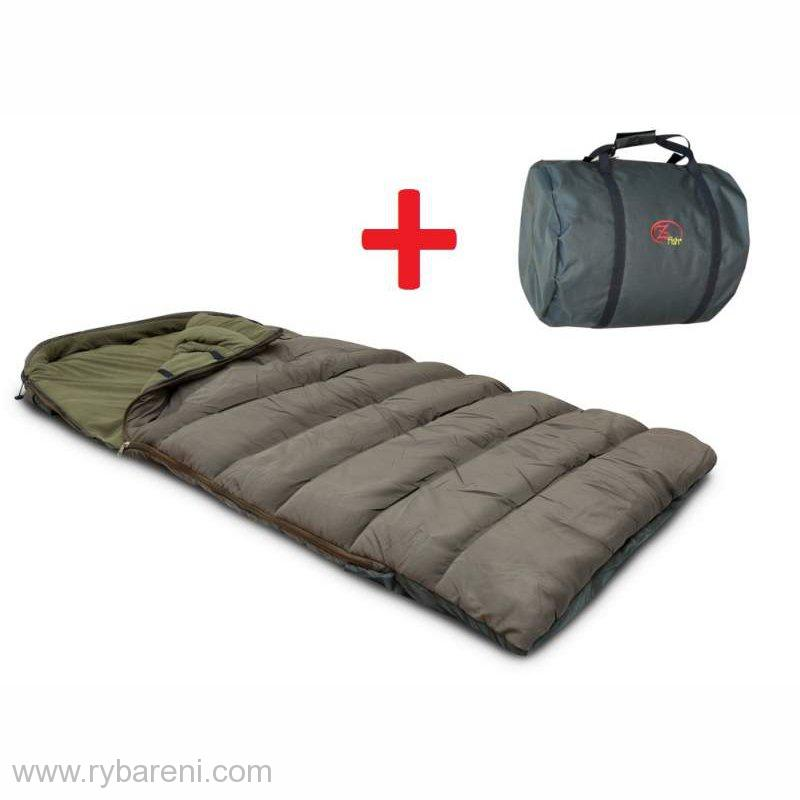 Spací Pytel Sleeping Bag Royal 5 Season + Taška Zdarma