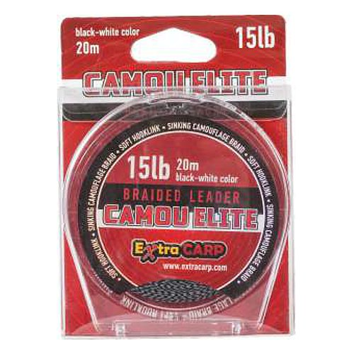 Carp Camou Elite Braid 20m